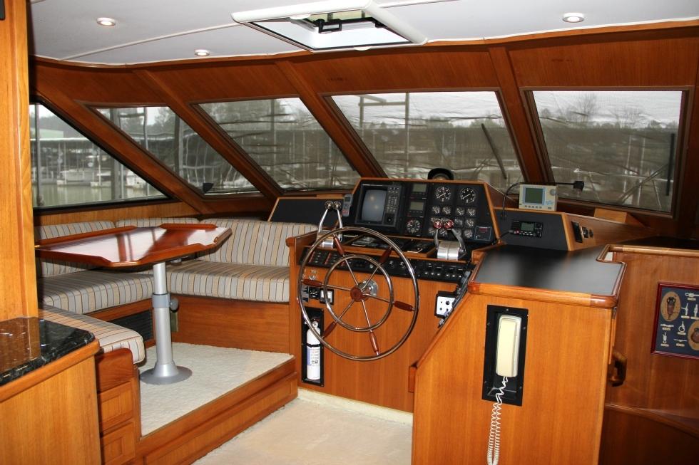 53 Pilothouse Motor Yacht  PHMY TollyCraft  For Sale  TollyCraft Yacht